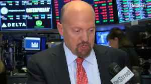 News video: Jim Cramer's Breaking Down Chevron, Anadarko, Etsy, Uber and Disney