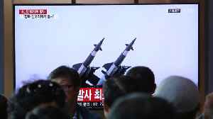 North Korea's Projectiles Were Likely Short-Range Missiles [Video]