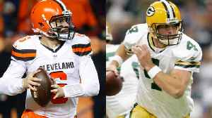 Nate Burleson breaks down how Cleveland Browns quarterback Baker Mayfield compares to Brett Favre [Video]