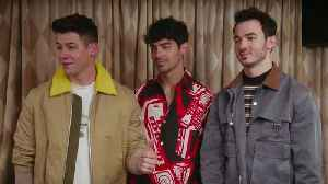 Kate McKinnon Enlists Jonas Brothers to Replace Broken Record Player in 'SNL' Promo | Billboard News [Video]