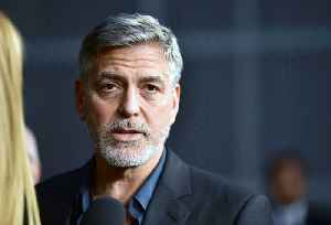 George Clooney jokes about royal baby name snub [Video]