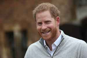 Prince Harry returns to work [Video]