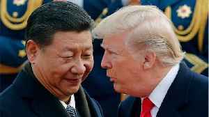 Trump Says He Received 'Beautiful' Letter From China's Xi Jinping [Video]