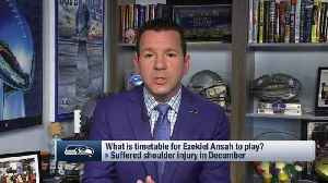 NFL Network Insider Ian Rapoport: Expectation is Seattle Seahawks defensive end Ezekiel Ansah will be able to play 'entire' 2019 [Video]