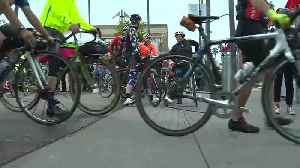 Bike-To-Work Day Draws Thousands Of Bay Area Commuters Out Of Cars [Video]