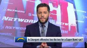 NFL Network's Gregg Rosenthal on Los Angeles Chargers: 'This is a Super Bowl-ready roster' [Video]