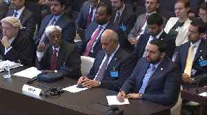 The International Court of Justice holds hearings in the case Qatar v. United Arab Emirates [Video]