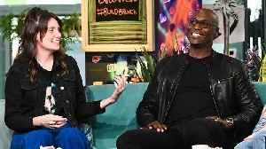 Lance Reddick Joins The Table [Video]