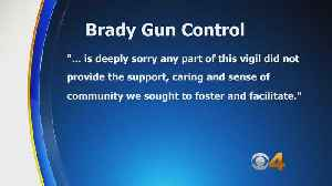 Gun Control Group Behind Vigil For School Shooting Victims Apologizes After Students Walk Out In Protest [Video]