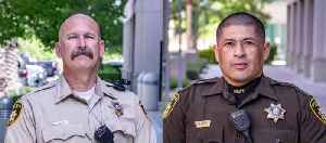 Two LVMPD officers to receive national award [Video]