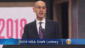 2019 NBA Draft Lottery Explained [Video]