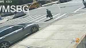 Video: Driver Seen Running Down Pregnant Woman In Brooklyn [Video]