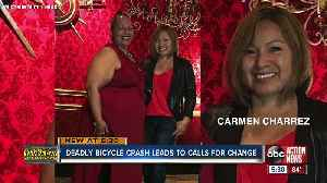 Clearwater cyclist's friends urge change after fatal crash at Duke Energy Trail and Nursery Road [Video]
