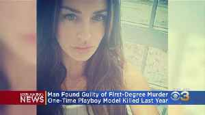 Philadelphia Man Found Guilty In Murder Of Former Playboy Model [Video]