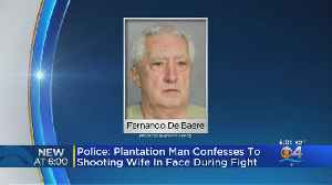 Elderly Man Admits To Killing Wife In Plantation [Video]