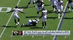 NFL Network Insider Ian Rapoport: There's been 'little to no communication' between linebacker Telvin Smith, Jacksonville Jaguar [Video]