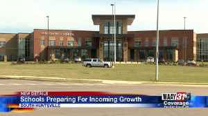 Schools Preparing For Incoming Growth [Video]