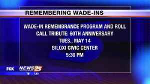Remembering Biloxi Beach Wade-Ins [Video]