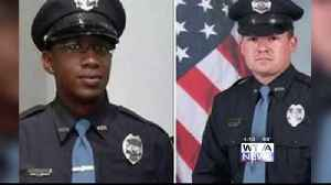Two more arrests in shooting, killing of Biloxi police officer [Video]