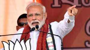 PM Modi takes a jibe on Congress's 'Hua To Hua' Comment over 1984 Sikh Riots | Oneindia News [Video]