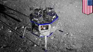 Jeff Bezos' space company 'Blue Origin' unveils new lunar lander [Video]