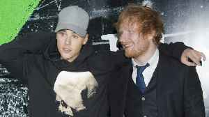Justin Bieber And Ed Sheeran Release New Song [Video]