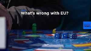 Low turnout at the European Elections: what's wrong with EU? [Video]