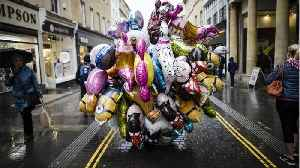 Lead Balloon? Helium Shortage Partly To Blame For Party City Store Closures [Video]