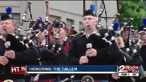 Creek County honors fallen officers [Video]