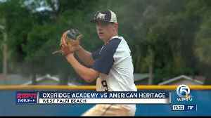 Oxbridge Academy vs American Heritage [Video]