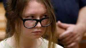 High society grifter Anna Delvey sentenced to prison [Video]