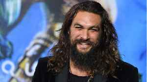 Jason Momoa explains why he shaved his beard [Video]