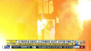 Possible code issues may have contributed to Edgewood Fire Deaths [Video]