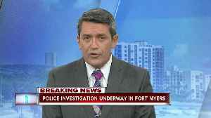 Breaking: Police presence on Summerlin Road in Fort Myers near Bishop Verot High [Video]