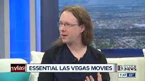 Film critic Josh Bell shares the 11 essential Las Vegas movies [Video]