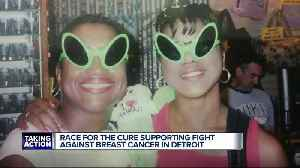 Family, friends to Race for the Cure in memory of woman lost to breast cancer in February [Video]