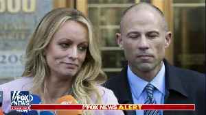 Stormy Daniels claims Avenatti sued Trump without permission [Video]
