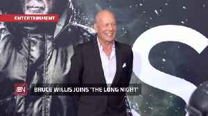 Bruce Willis Will Be In 'The Long Night' [Video]