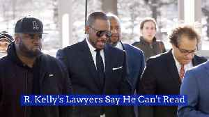 R. Kelly Is Illiterate [Video]