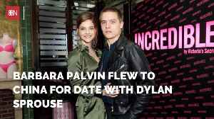 Dylan Sprouse Does A First Date In China [Video]
