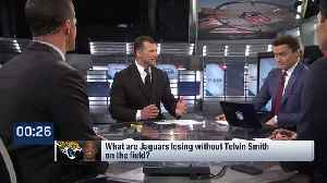 What are the Jacksonville Jaguars losing without linebacker Telvin Smith on the field? [Video]