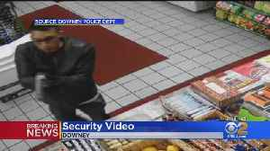 Police Release Video Of Suspect In Downey Liquor Store Shooting That Left Owner Dead [Video]
