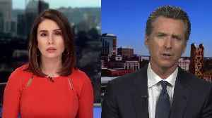 Gov. Newsom talks budget, death penalty [Video]
