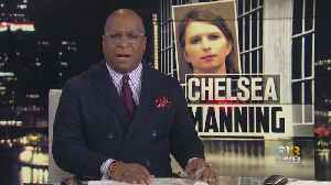 News video: Chelsea Manning Released From Va. Prison