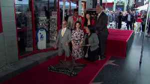 Anne Hathaway gets teary receiving her Hollywood Walk of Fame star [Video]