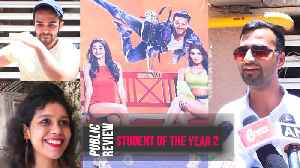 Student of the Year 2 | Public Review [Video]