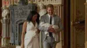 Prince Harry & Meghan Markle Reveal Royal Baby's Name But What Does The Name Mean? [Video]