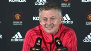 Ole not looking for 'ready-made' players [Video]