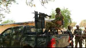 Nigeria violence: Widespread attacks by armed gangs