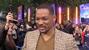 Will Smith took inspiration from 1970s bodybuilders for Genie's look in Aladdin [Video]
